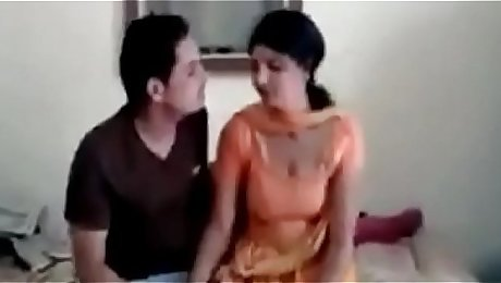 Sweet And Shy Shweta Giving Blowjob And Getting Fucked